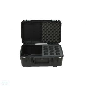 SKB iSeries Waterproof 12-Mic Case with Foam