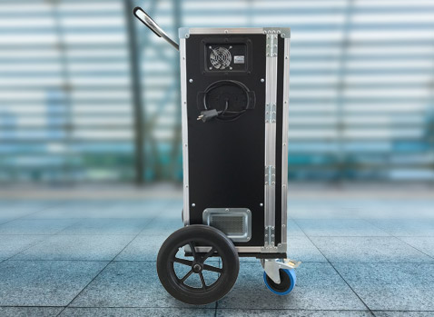 Mobility Cart Carrier