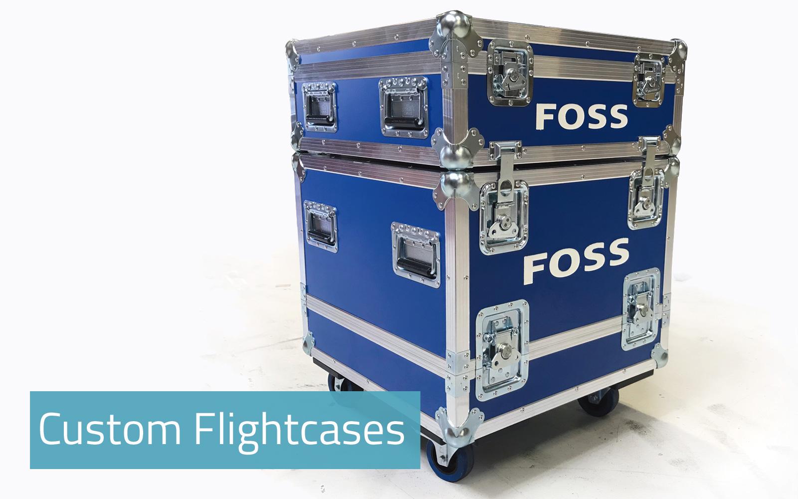 Mere om Custom Flightcases