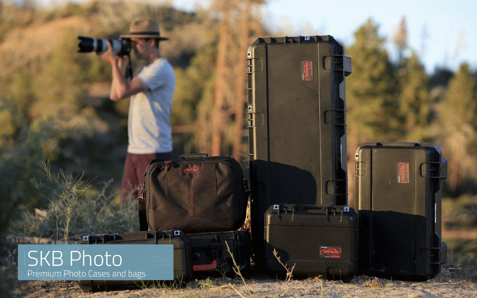 SKB Photo Cases