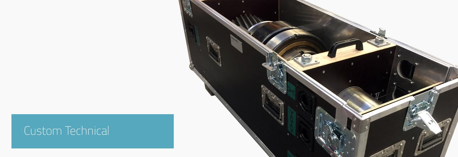 Flightcases International A/S - Peli Cases